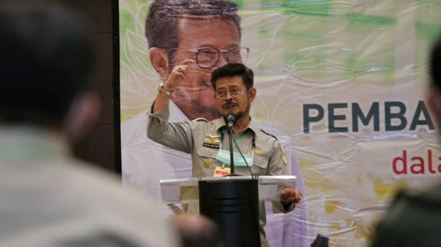 Indonesia elected Asian representative in Food and Agriculture Organisation hinh anh 1