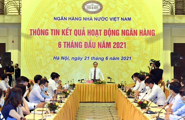 Flexible monetary policy helps recover credit growth amid pandemic hinh anh 1