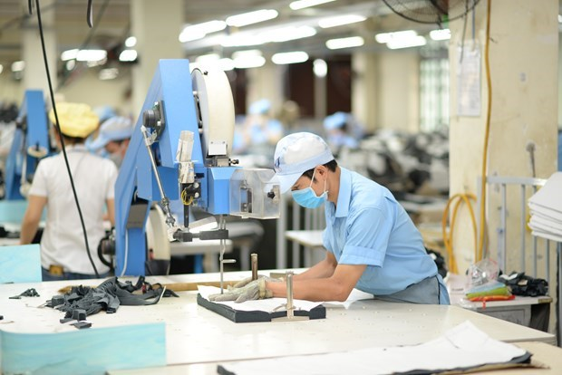 Garment-textile exports hit 15.2 billion USD in five months: VITAS hinh anh 1