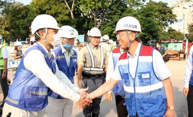 JICA intensifies collaboration with Vietnam in several fields in FY2021 hinh anh 2