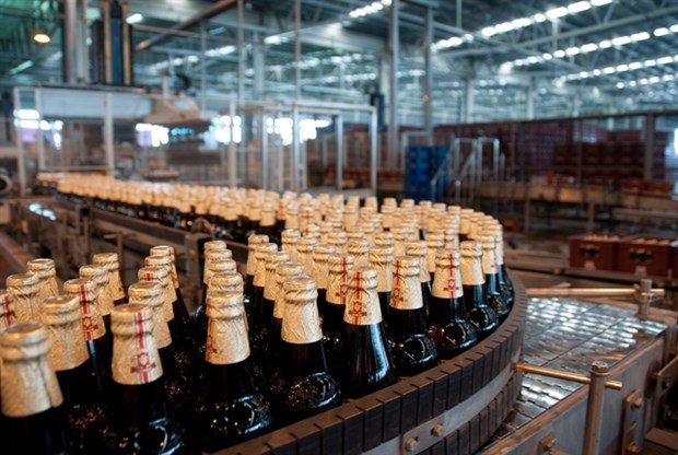 Beverage stocks face more challenges despite positive results in Q1 hinh anh 1