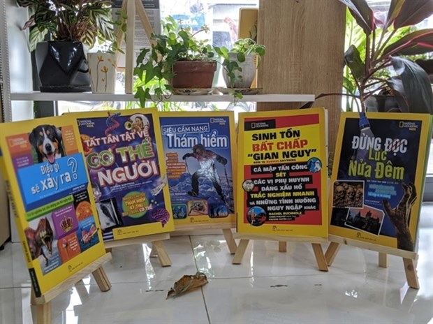 Publishers promote summer reading for kids hinh anh 1