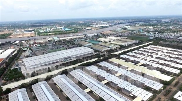 Long An: Four new industrial clusters to be put into operation this year hinh anh 1