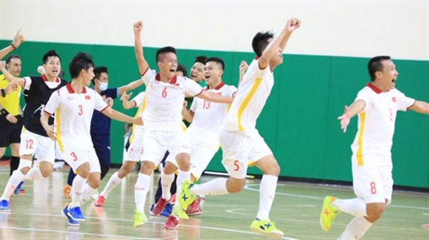 National futsal team to compete at tournament in Spain hinh anh 1