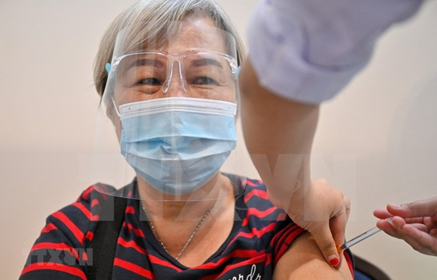 Malaysia on track to achieve herd immunity: PM hinh anh 1