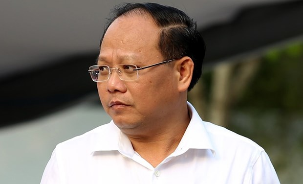 HCM City's former official prosecuted hinh anh 1