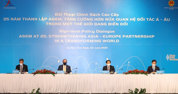 Asia - Europe cooperation to be increasingly important: official hinh anh 1