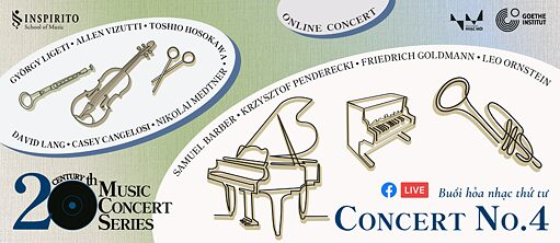 Concert on 20th century's musical pieces to be held online hinh anh 1
