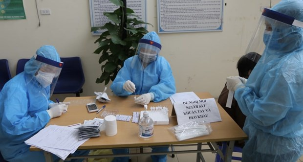 Vietnam confirms 55 new domestic COVID-19 cases hinh anh 1