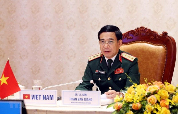 Vietnam attends 9th Moscow Conference on International Security hinh anh 1