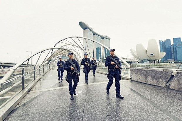 Terrorism threat to Singapore remains high: report hinh anh 1