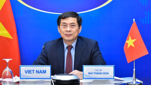 Vietnam attends Asia & Pacific High-level Conference on Belt & Road Cooperation hinh anh 2