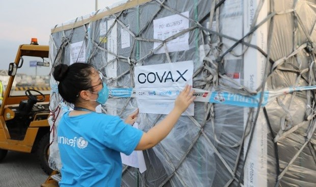 UNICEF to offer maximum support for Vietnam's access to COVID-19 vaccines: official hinh anh 2