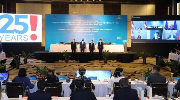 ASEM important to Vietnam's multilateral diplomacy: ambassador hinh anh 1