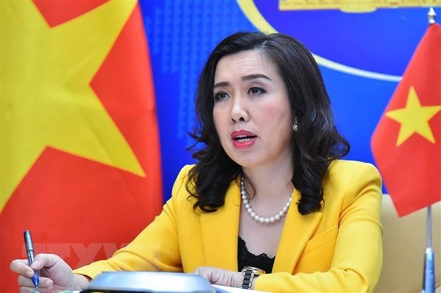 Vietnam congratulates Communist Party of China on 100th anniversary hinh anh 1