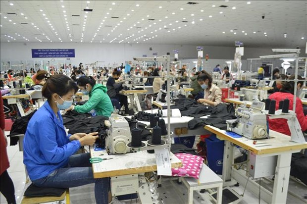 Hanoi's economy expands in H1 despite COVID-19 hinh anh 1