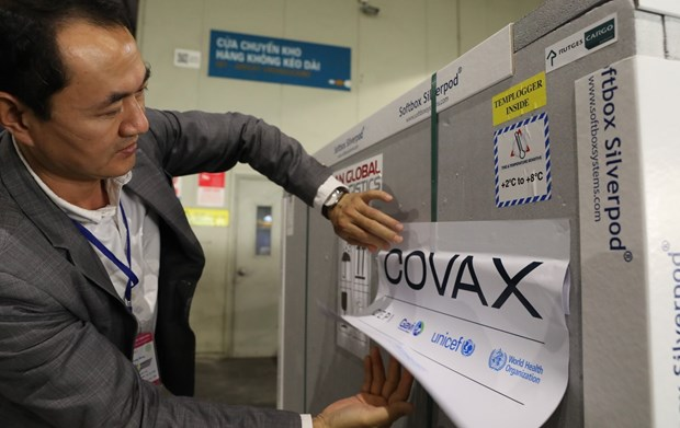 Over 11 billion VND earmarked for contribution to COVAX hinh anh 1