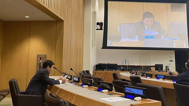 Vietnam reaffirms importance of 1982 UNCLOS hinh anh 1
