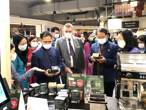 Fair introduces high-quality Vietnamese products to Thai consumers hinh anh 1