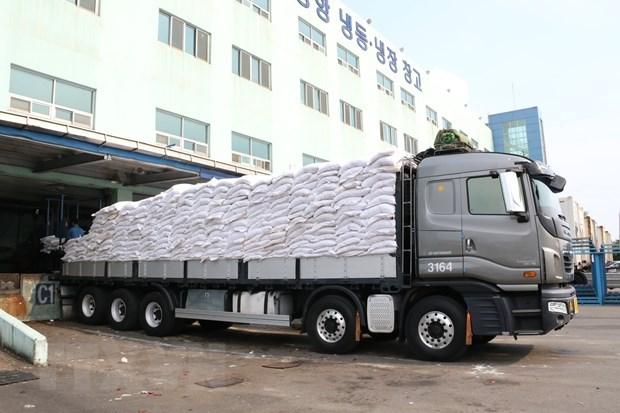 Vietnamese farm produce popularised in RoK hinh anh 2