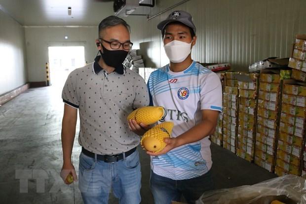 Vietnamese farm produce popularised in RoK hinh anh 3