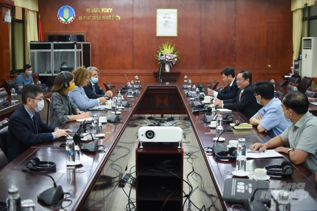 Minister: Vietnam looks towards sustainable agriculture hinh anh 2