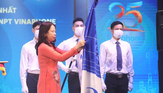 VNPT – VinaPhone awarded first-class Labour Order hinh anh 2