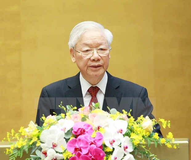 US journalist highlights significance of CPV General Secretary's writing on path towards socialism hinh anh 1