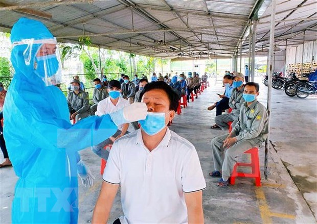 37 new COVID-19 cases recorded in Vietnam in June 26 morning hinh anh 1