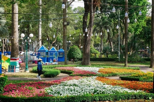HCM City to build more parks, green spaces hinh anh 1