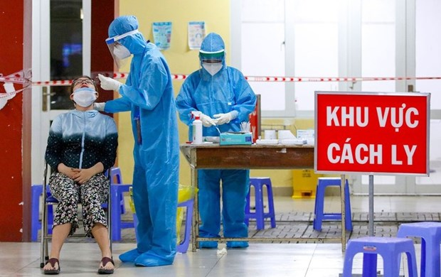 Health Ministry gives home quarantine instructions for F1s hinh anh 1