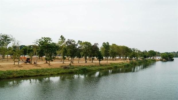 Hue to rebuild royal garden alongside Huong River hinh anh 1