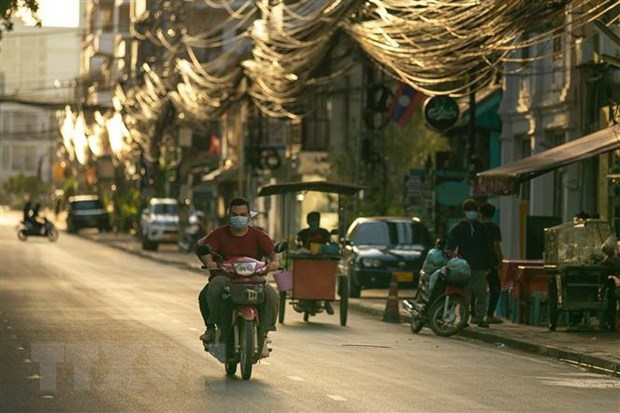 Laos reports 28 new COVID-19 infections hinh anh 1