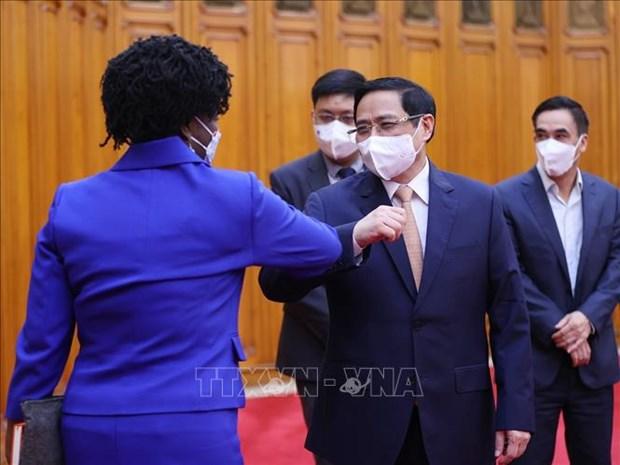 WB always contributes to Vietnam's socio-economic development: PM hinh anh 2