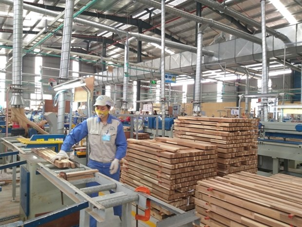 Vietnam wood exports to rise to new record level hinh anh 1