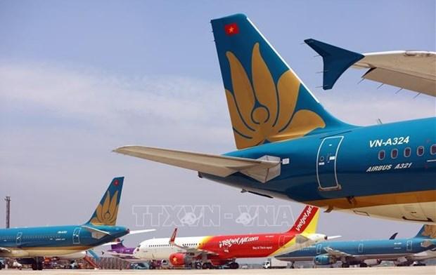 Các chuyến bay quốc tế dần nối lại vào cuối năm: Cục HKVN 1