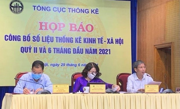 H1 core inflation drops to lowest level since 2011: GSO hinh anh 1