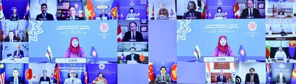 Stronger coordination needed to promote ARF activities: official hinh anh 1