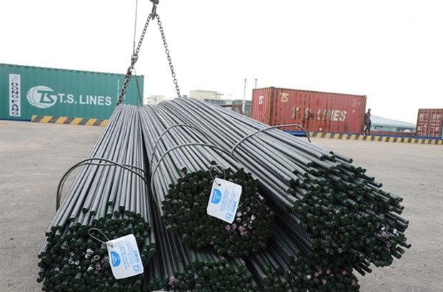 Vietnam's iron and steel exports to EU soar hinh anh 1