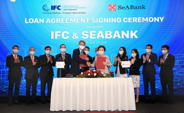 IFC partners with SeABank to lending SMEs in Vietnam hinh anh 1