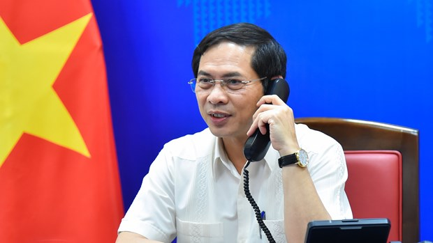 Foreign Minister calls for Norway's investment hinh anh 1