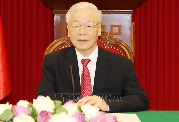 Party chief's article outlines strategic orientations for Vietnam's future: Canadian scholars hinh anh 1