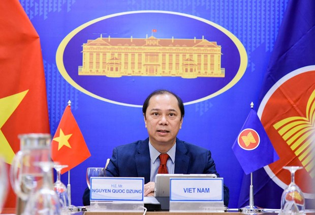 Stronger coordination needed to promote ARF activities: official hinh anh 2