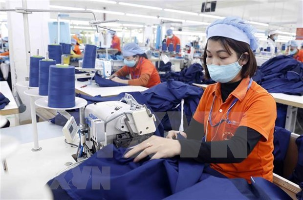Tien Giang's industrial production edges up 1.13 percent in H1 hinh anh 1