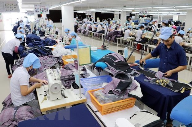 Dong Nai's export growth exceeds 34 percent in first half hinh anh 1