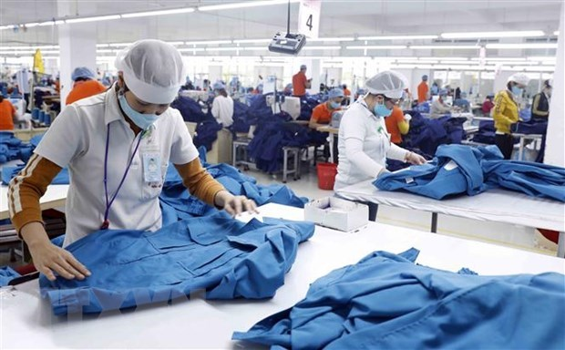 Hanoi posts export growth of 4.5 percent in H1 hinh anh 1