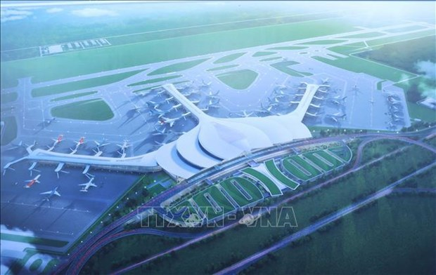 Long Thanh airport's first phase slated to become operational in Q4 2025 hinh anh 1