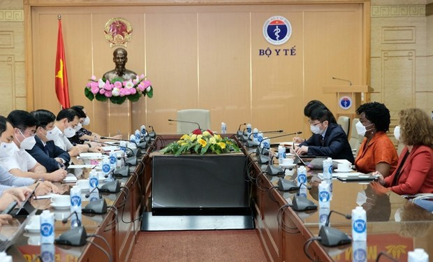 Vietnam calls for WB support in vaccine research, production hinh anh 2