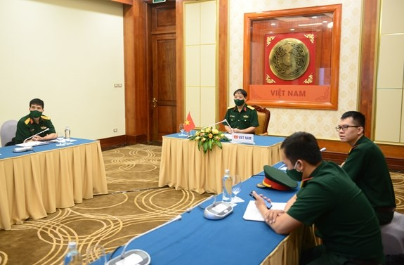 Vietnam attends CISM's 76th General Assembly hinh anh 1