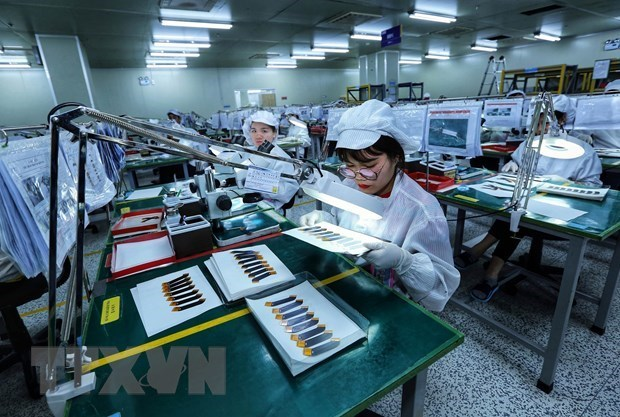 Vietnam constitutes potential market for British electronics firms: webinar hinh anh 1